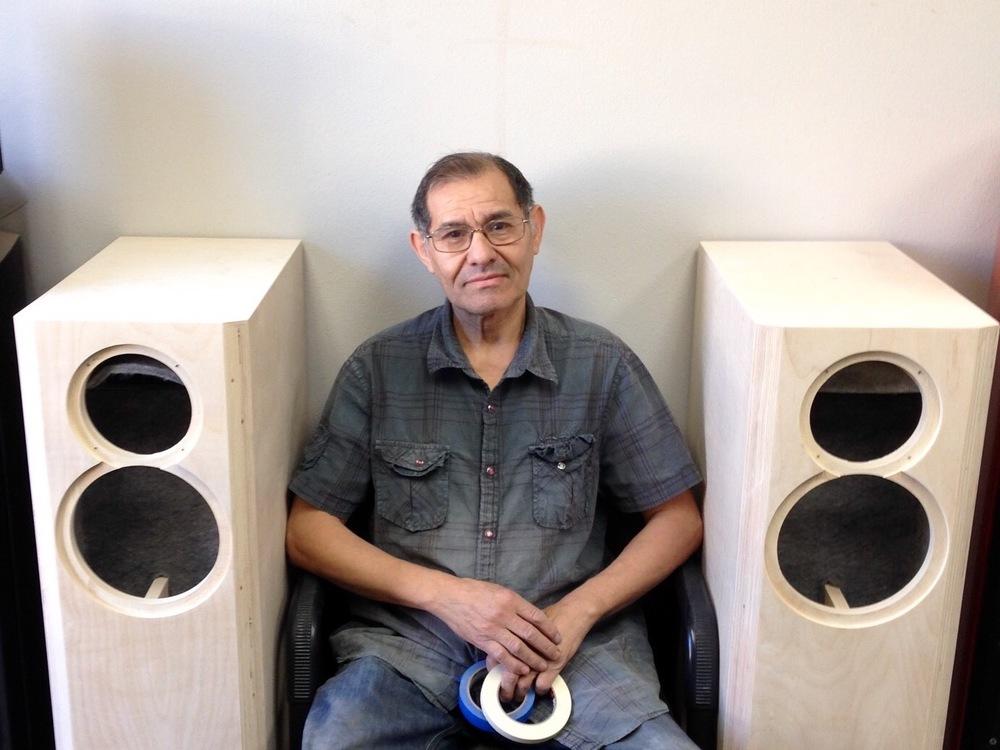 J&F co-founder and president, Juan Vasquez