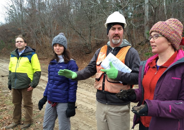 December 8, 2015 | Alex leads discussion about restoration with Ballentine, Norriss and Limbrunner