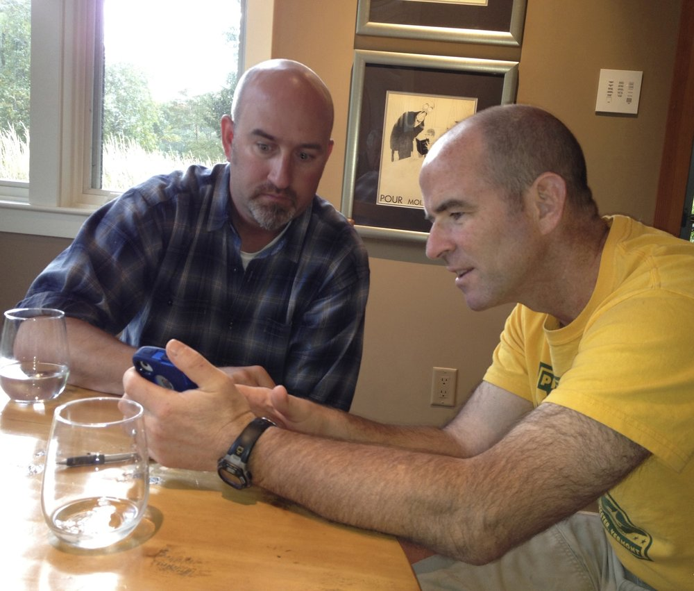 September 12, 2012 | Alex and Jeff discuss design
