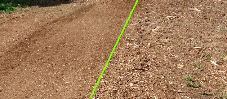 3.  More Options  - whether you want mulch so fine you can drive your lawnmower over it, or if chunkier is better for you with our two forestry grade mulching heads you can have what you want!