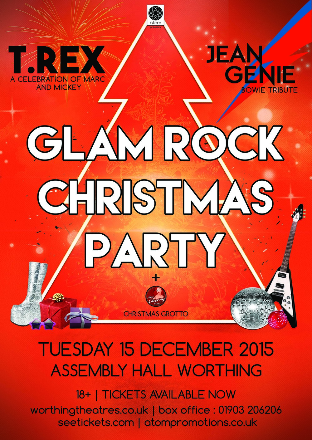 Glam Rock Christmas