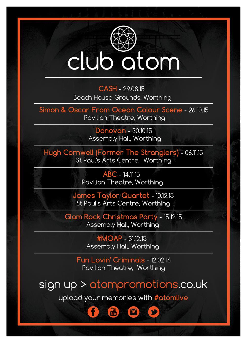 Club atom