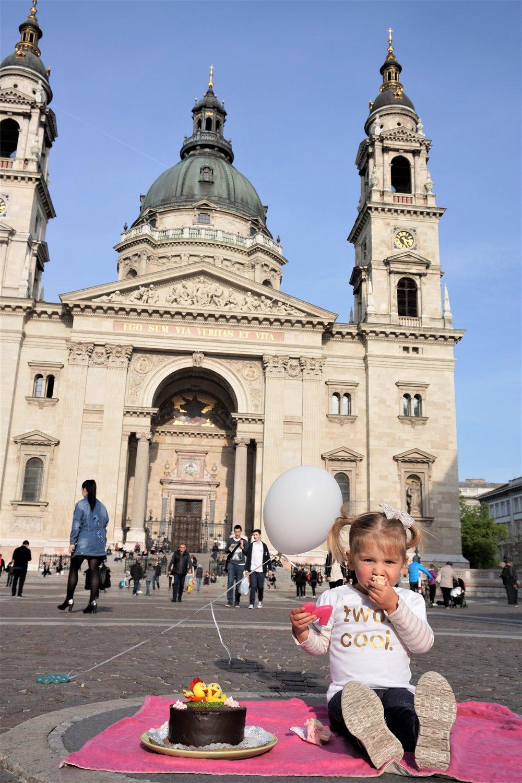Birthday in Budapest