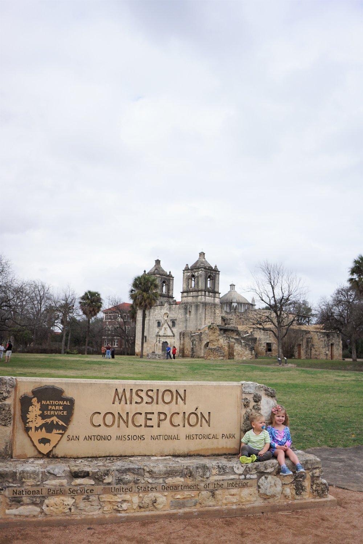 San Antonio, Texas with Kids #bigbravenomad #satx #familytravel