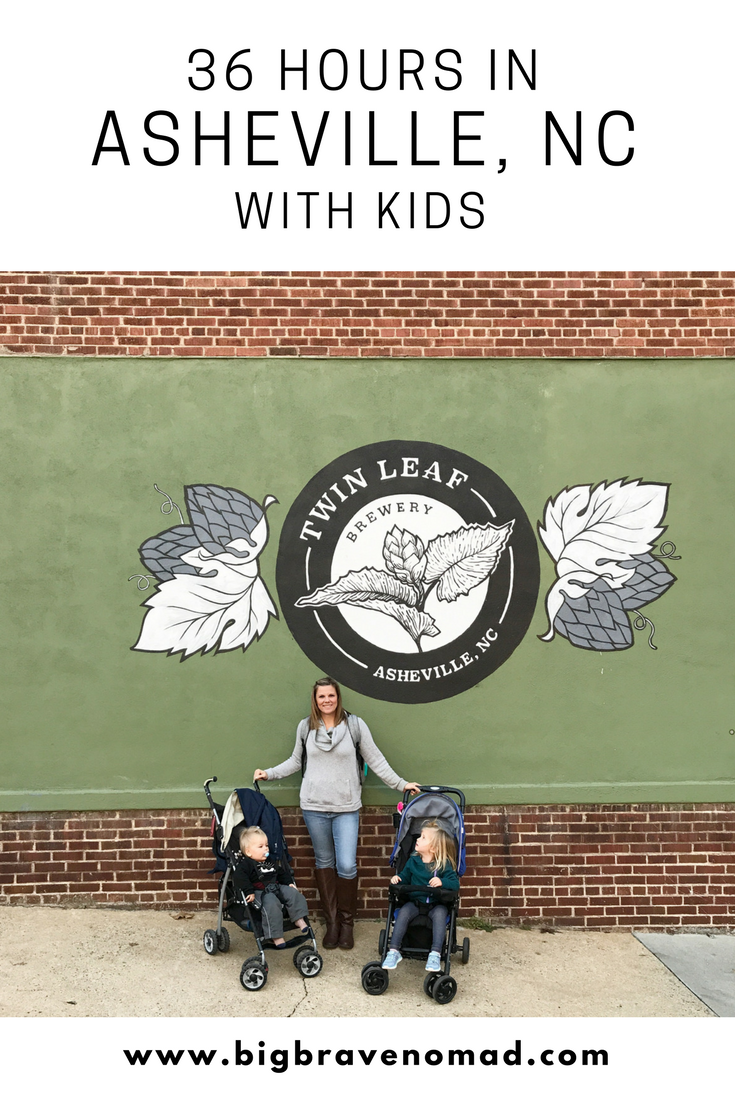 Asheville with Kids #bigbravenomad #familytravel #asheville