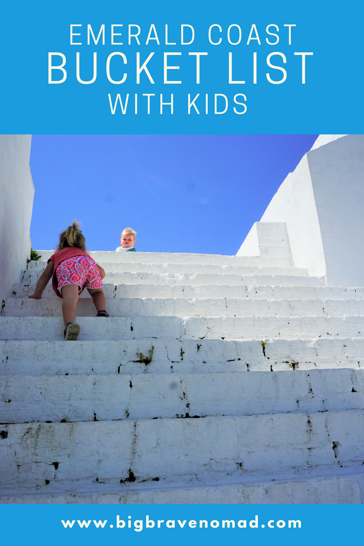 Emerald Coast Bucket List with Kids #bigbravenomad #familytravel #localbucketlist