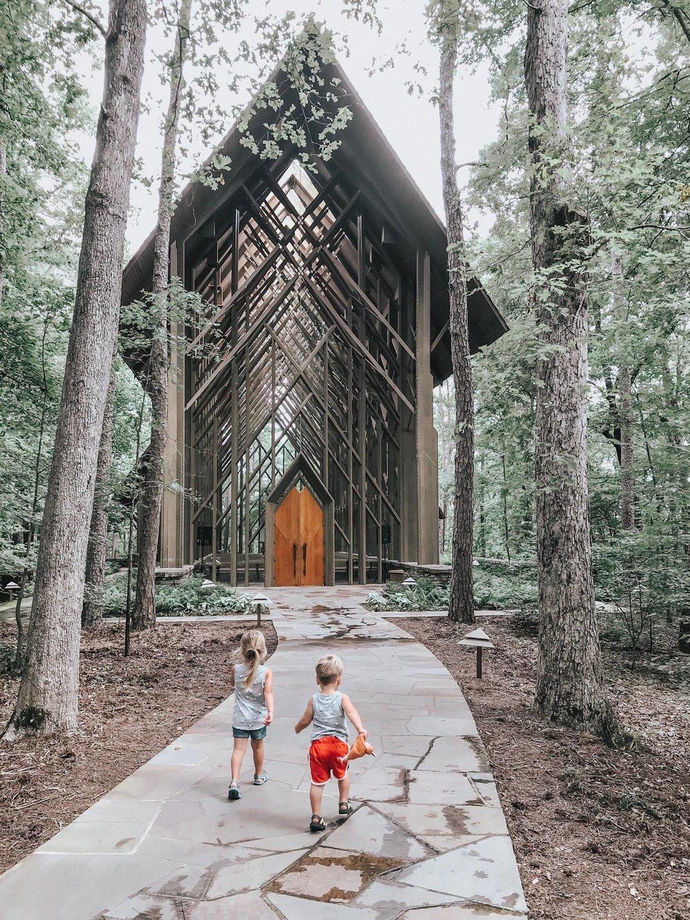 anthony chapel is amazing