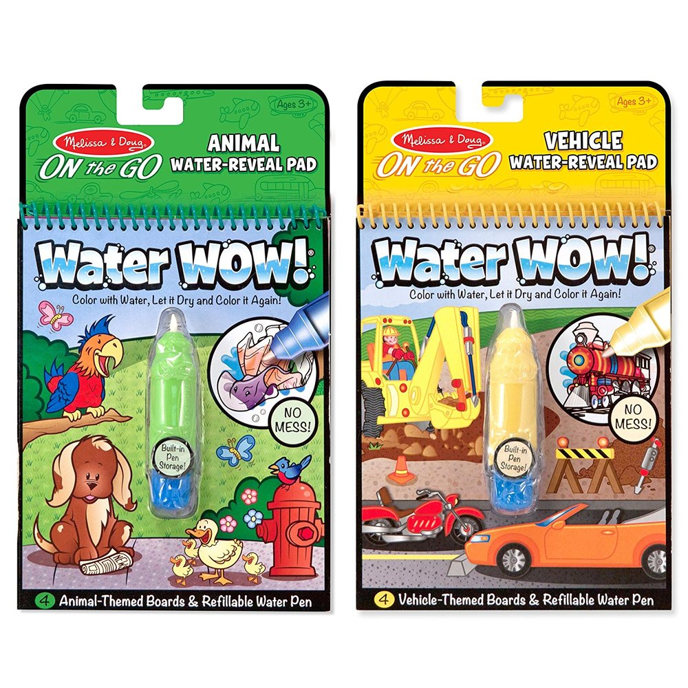 Water Wow Toddler Travel Toy