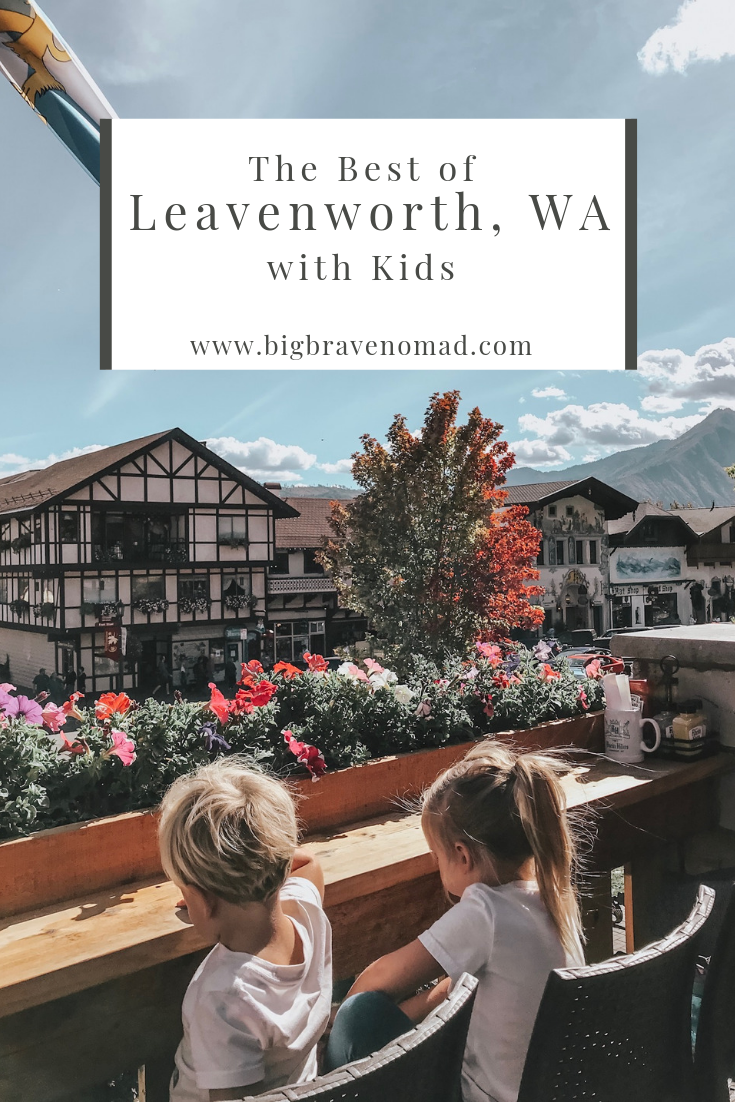 Leavenworth is an exceptionally family friendly town. We had no problems keeping our toddlers busy, happy and full. If your family is headed to the PNW or to Washington State, be sure to add a stop in Leavenworth. Whether you bring your baby, toddler, or teenager you will not be disappointed. There are toddler friendly hikes, ample playground space, a pedestrian friendly downtown area, bike rentals and even an indoor Activity Center for kids (in case of snow or rain!). #leavenworth #familytravel