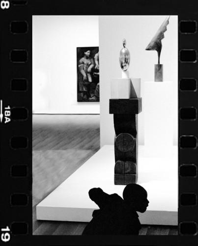 BRANCUSI BOY- MoMA- 2006