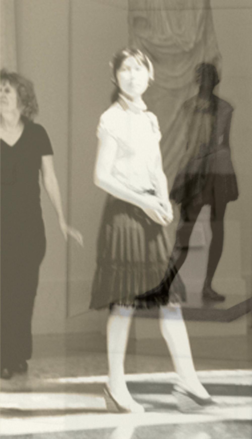 CLARK MUSEUM DEGAS/ METROPOLITAN  MUSEUM-2008