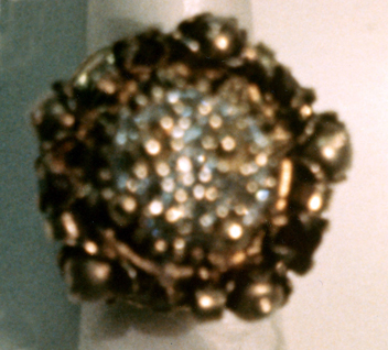 #134  ELIZABETHAN BUTTON RING_ diamonds.jpg