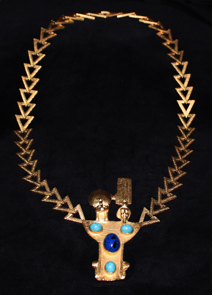 SHEKMET OSIRIS NECKLACE-1970