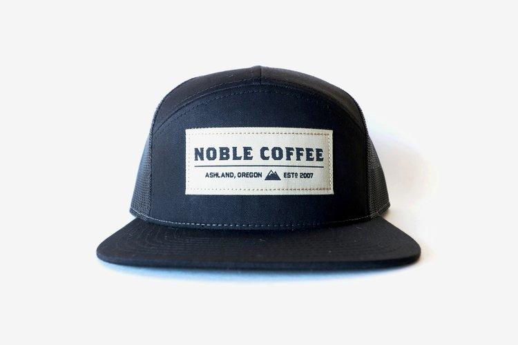 NCR 7 Panel Trucker Cap — Noble Coffee Roasting 6289c827f82