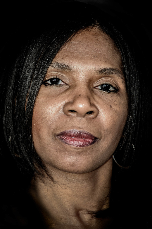 Dr. Latina Denson. Portrait by Marisol Dorantes.
