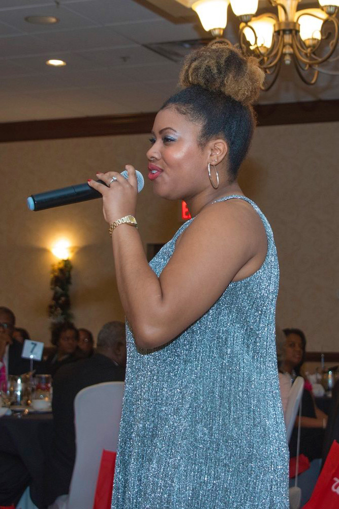 1st Annual Benefit Holiday Celebration: - Melanin Bright, Shine the Light