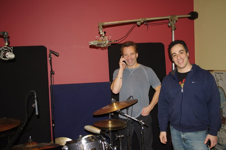 Studio with Joe Musella.jpg