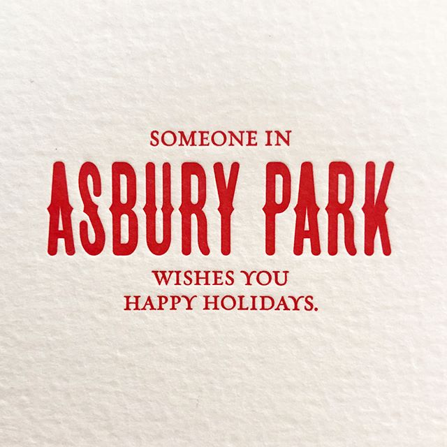That someone is us 🙋‍♀️🙋‍♀️ Merry Christmas!🎄❤️✨ #themarketap #asburypark