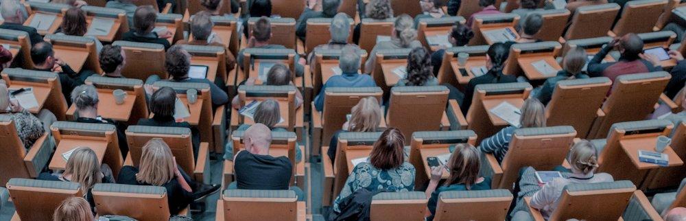 Conferencias - Conferencistas consagrados que te sorprenderán
