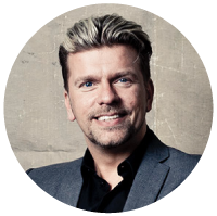 Joakim Lundqvist The Senior Pastor of Word of Life Church in Uppsala, Sweden, since 2013 when he succeeded Ulf Ekman.
