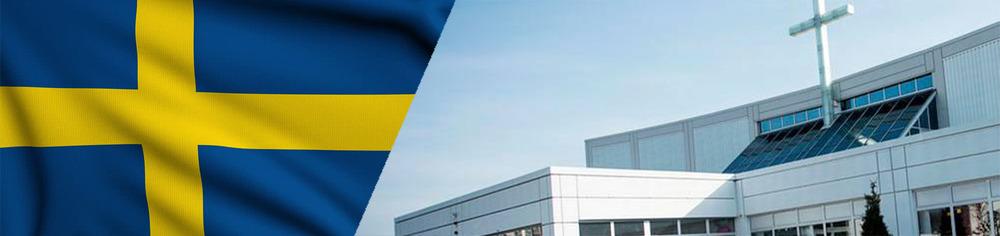«Слово жизни», Швеция                          Для перехода на сайт церкви: livetsord.se