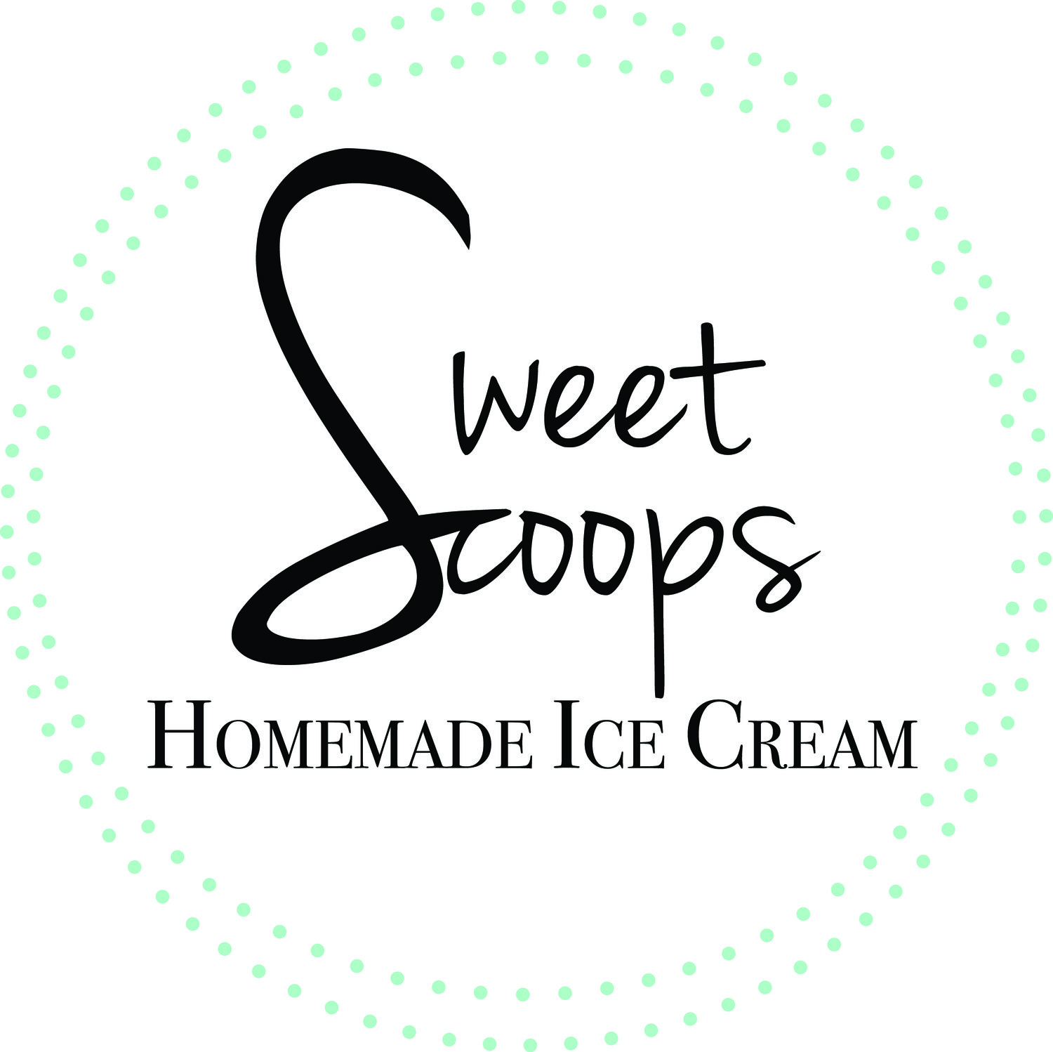 Sweet Scoops Homemade Ice Cream