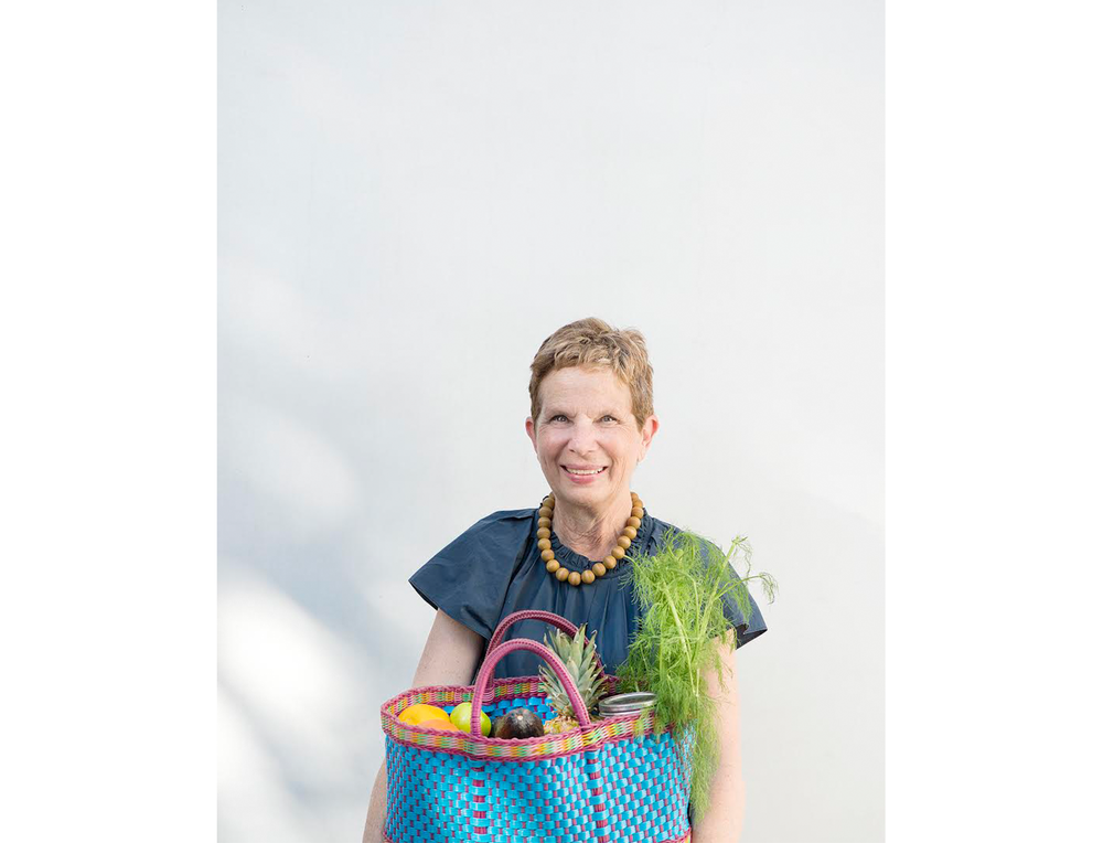 Your friendly neighborhood Urban Forager, Elisa Callow. Photo by  Ann Cutting.