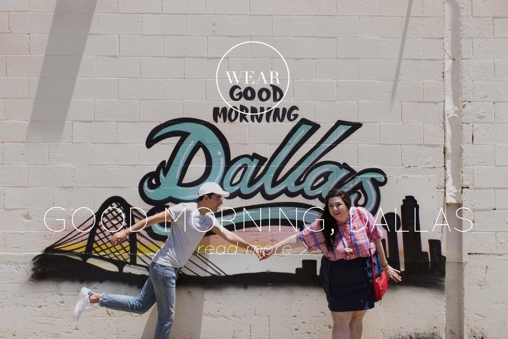 Good Morning, Dallas — Mint Society