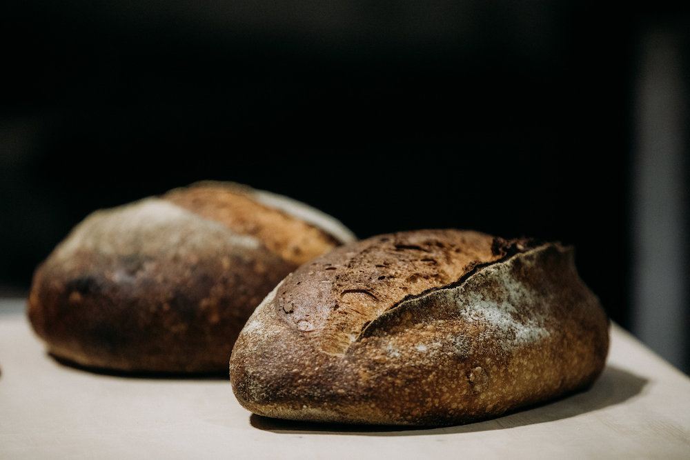 "BERKELEYSIDE - ""[Berkowitz] said, 'I also think it's important to know your local baker and have connections with the people who are nourishing you. My bread is an extension of me. We are linked inextricably.'"""
