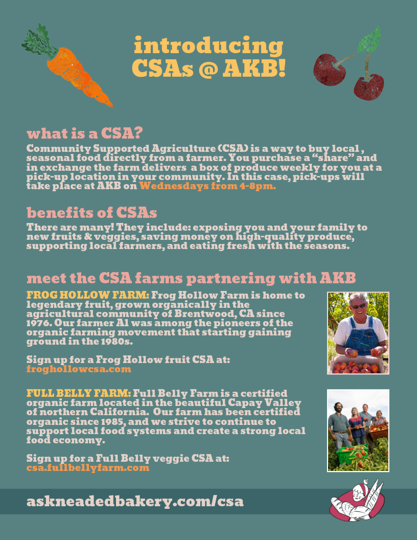 Click to learn more about CSAs!