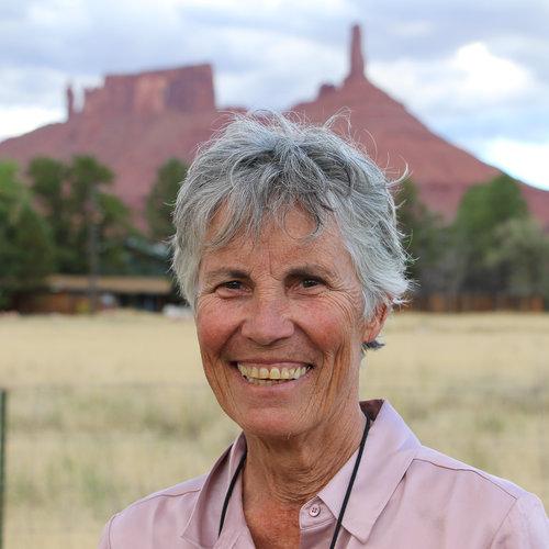 Mary O'Brien   Utah Forests Program,  Grand Canyon Trust   Castle Valley, UT  September 18-20, 2016