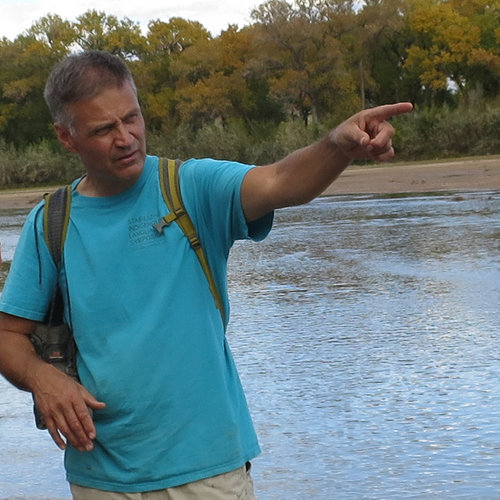 Paul Arbetan   Ecologist  Albuquerque, NM  October 21-November 4, 2016