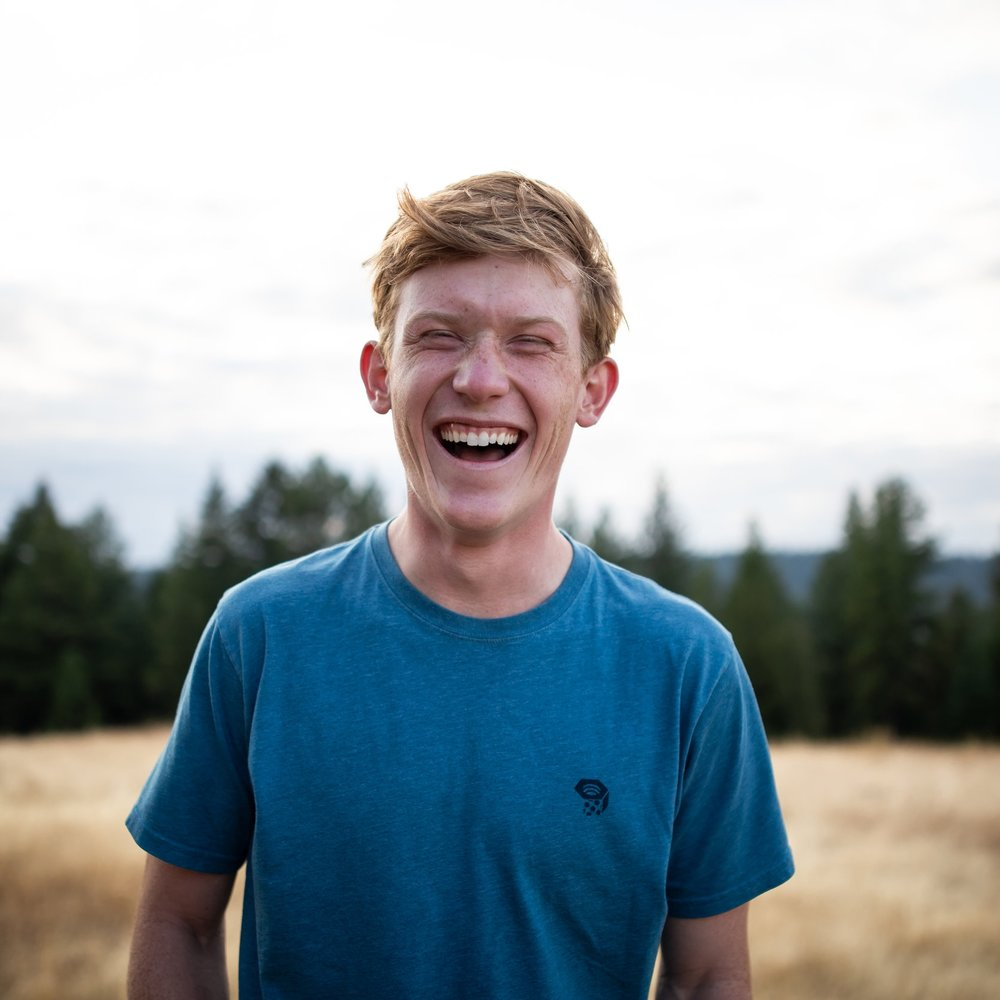James Baker   Class of 2020  Hometown: Trout Lake, WA  Major: Politics