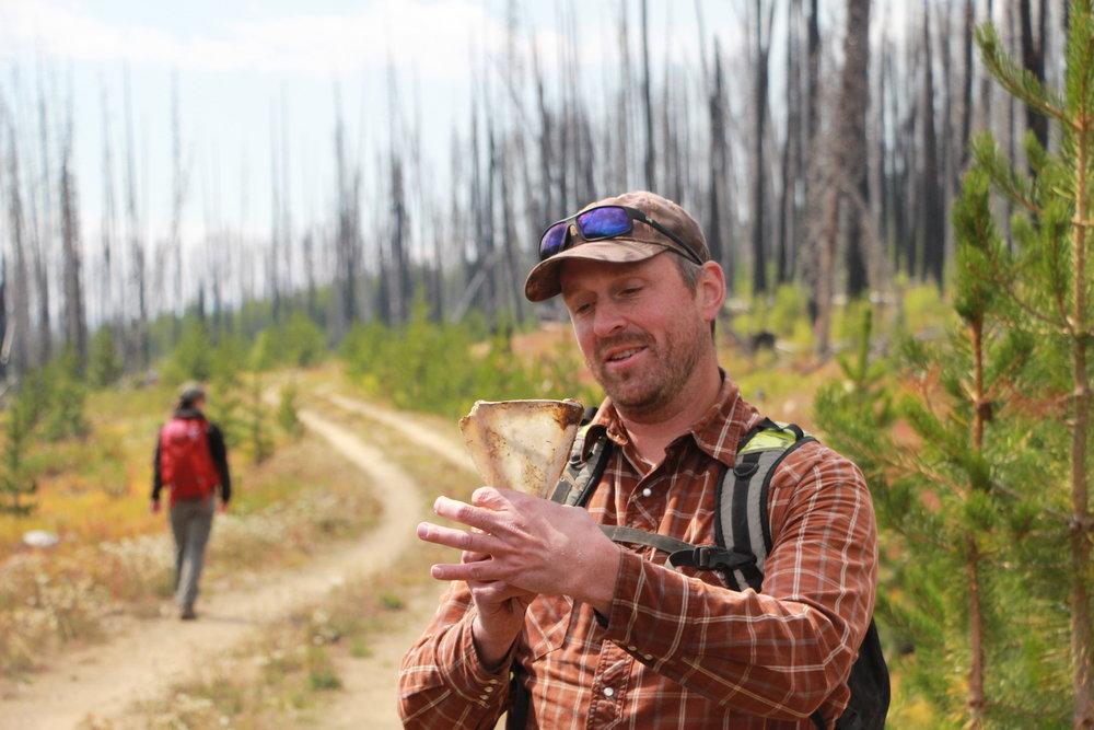 Gabe Spence   Wolf Expert  Winthrop, WA