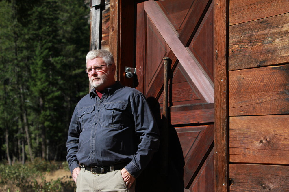 Kent Woodruff,    BIO    Retired USFS Biologist  Director, Methow Beaver Project  Twisp, WA