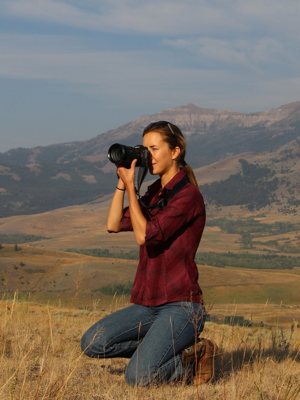 Louise Johns,    BIO    Photographer  Bozeman, MT