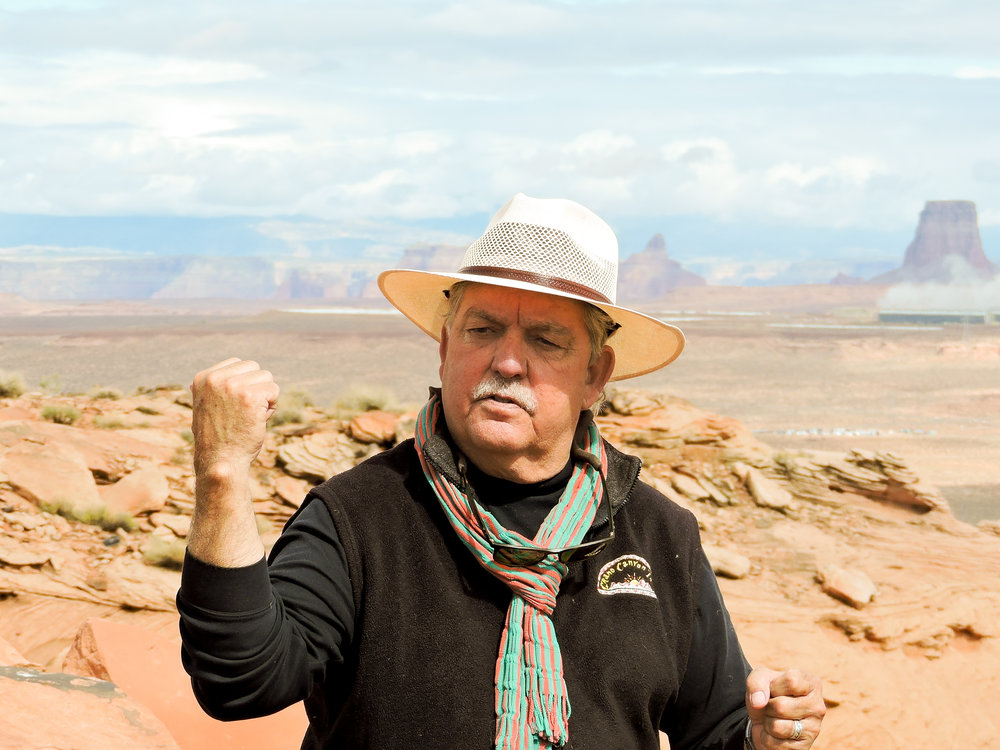Roger Clark,    BIO    Grand Canyon Program Director, Grand Canyon Trust  Flagstaff, AZ
