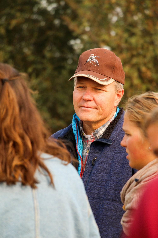 John Brennan   Owner-Partner, Brennan, Jewett & Associates  Colusa, CA