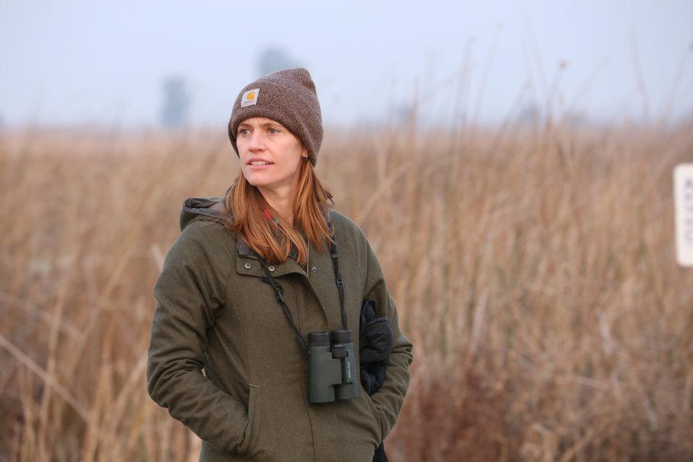 Samantha Arthur,    BIO    Conservation Project Manager, Audubon California  Sacramento, CA