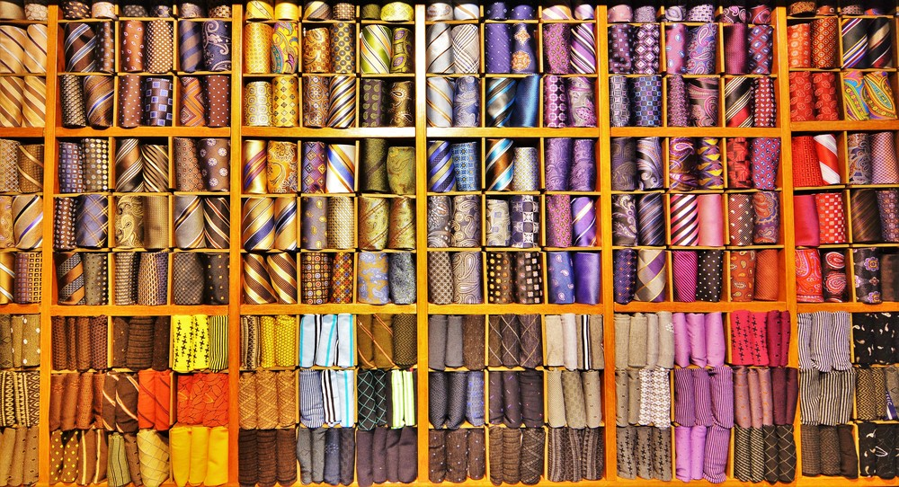 Photograph of Neck Ties