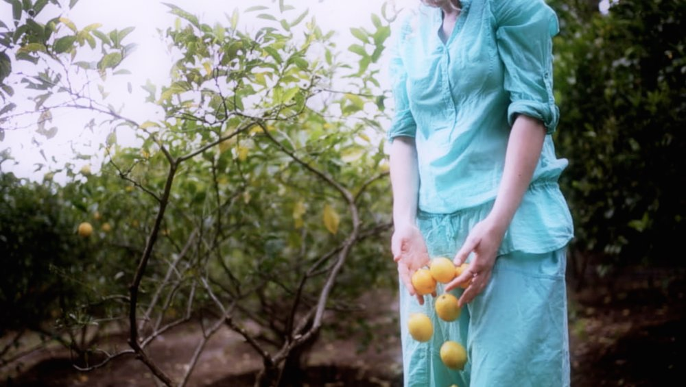 Stills from Cancer/Lemonade. Cinematography Jamie Lyons, choreography Muriel Maffre, Sound Derek Philips.