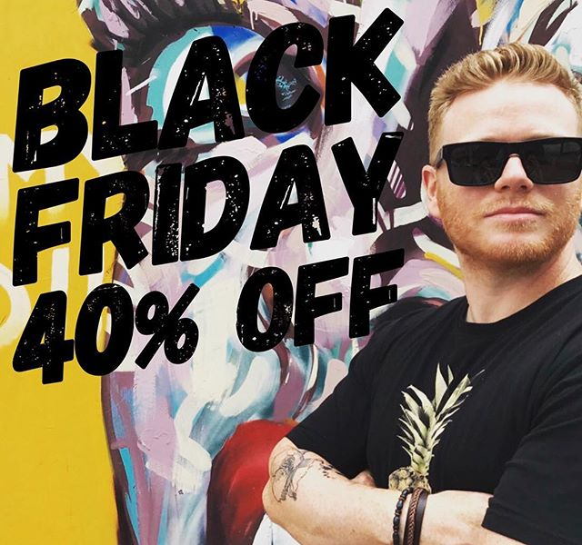Our Biggest SALE of the year is on! Take 40% OFF all LUMBR frames site wide!  Visit www.LUMBR.co