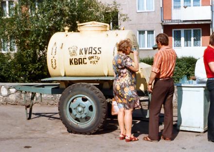 kvas truck
