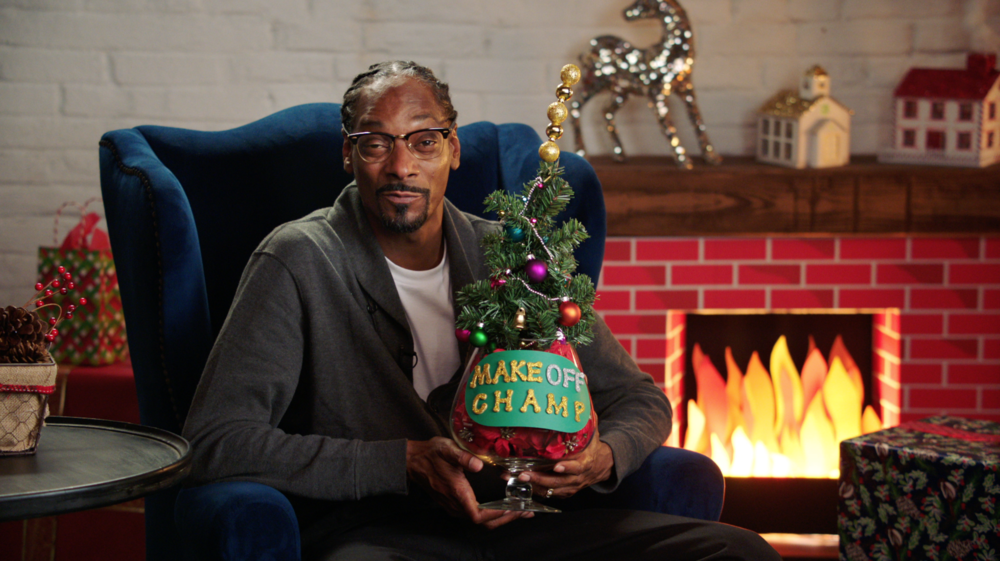 Michael's Make-Off: Snoop Dogg