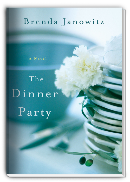 The Dinner Party cover art 3D