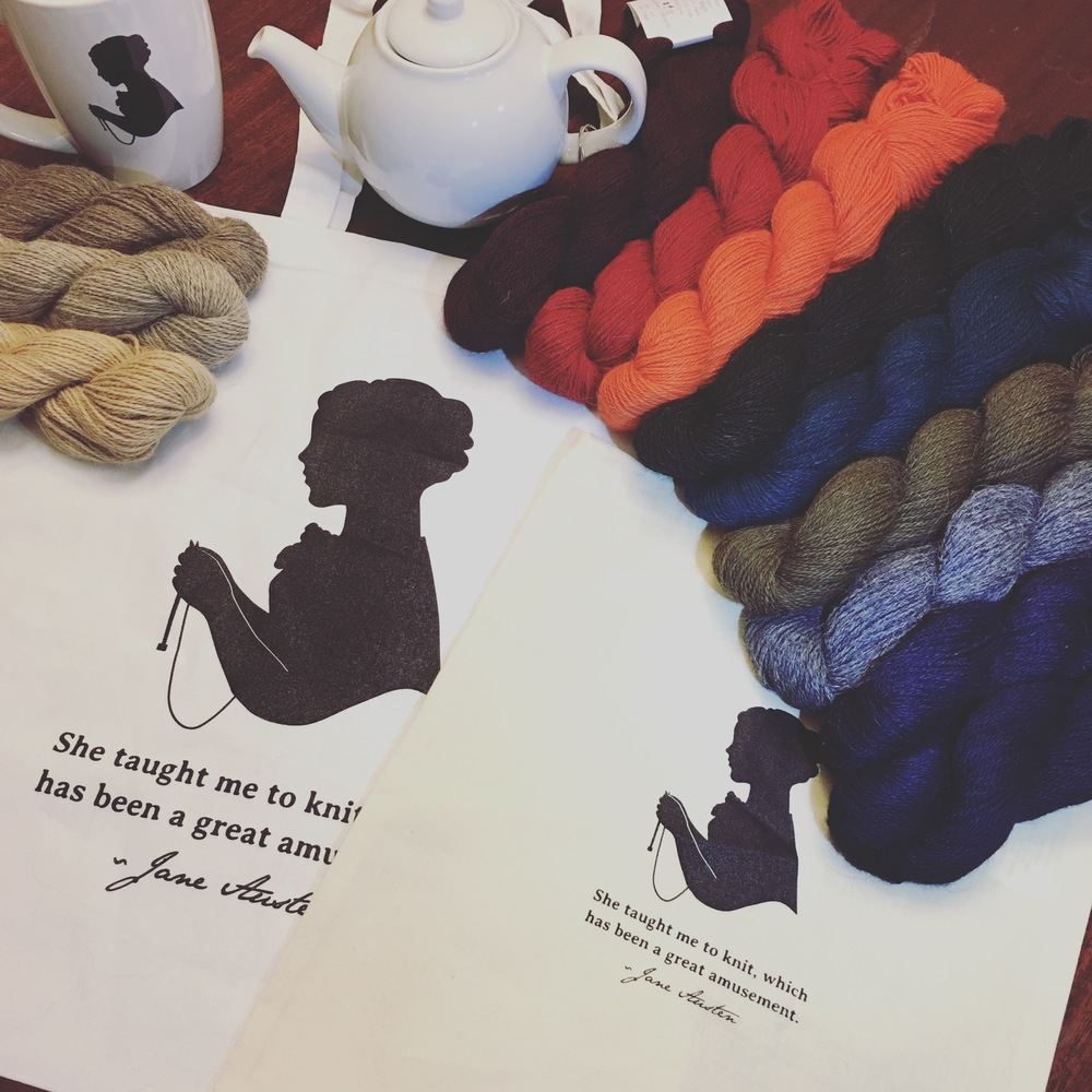 Literary Gentlemen Kit   from   Knit Picks