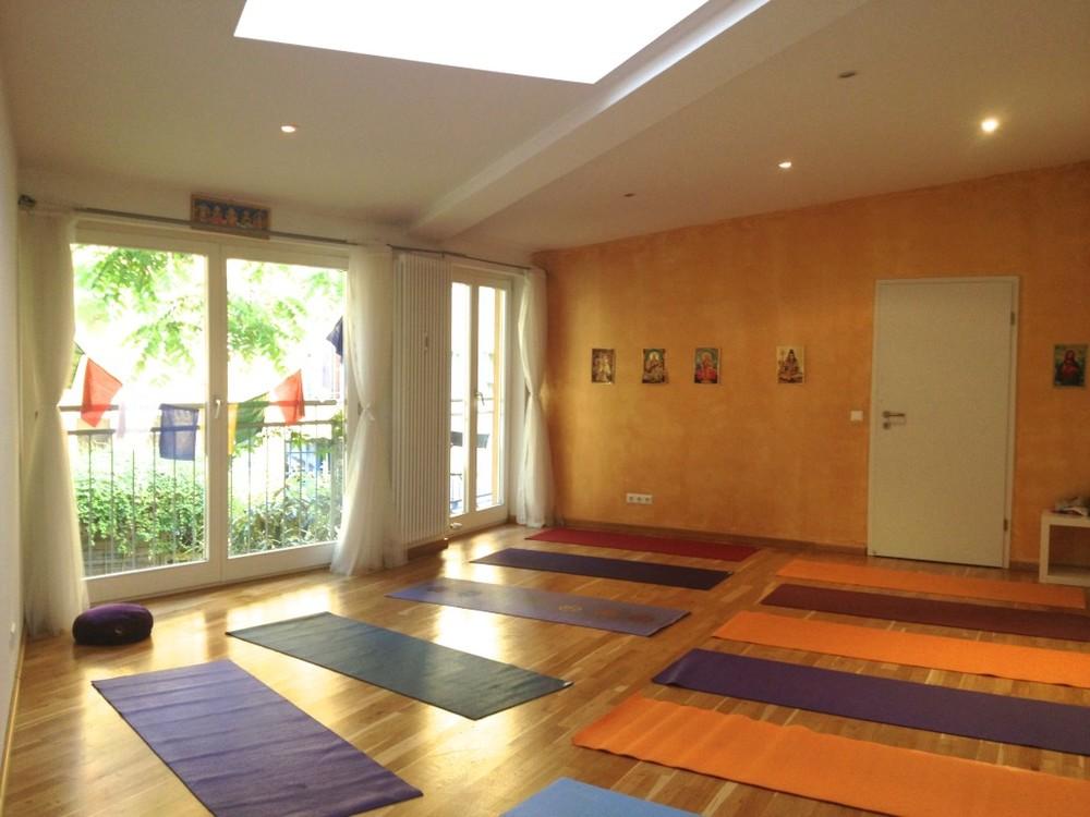 Indigo Yoga Berlin