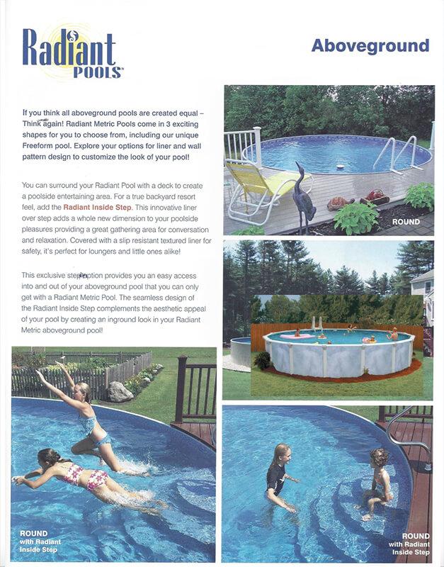 innovation swimming pool steps. Full Name Pools  Waterworks and Spas Elkins WV