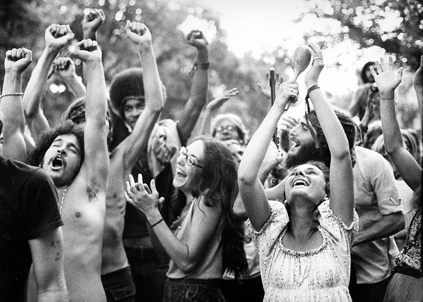 "Hippies, ""Summer fo Love"", Califórnia (1967)"