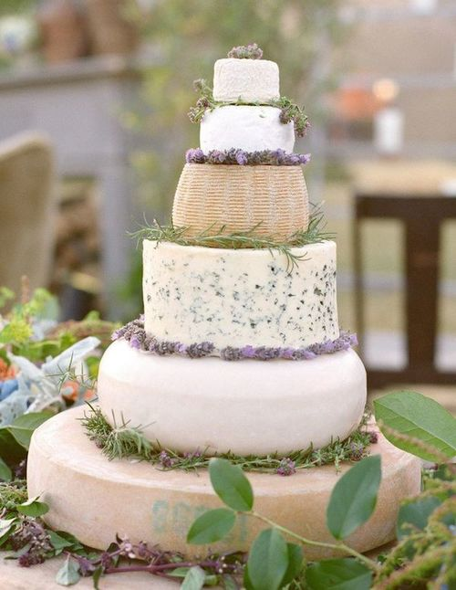 Cheese Wedding Cake The Courtyard Dairy Bridal Musings